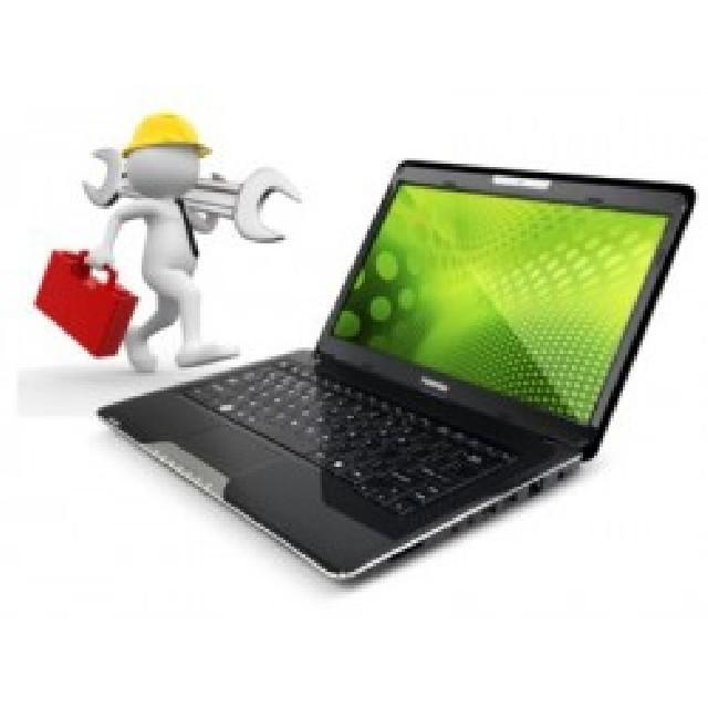 Manutenção de notebooks e desktops