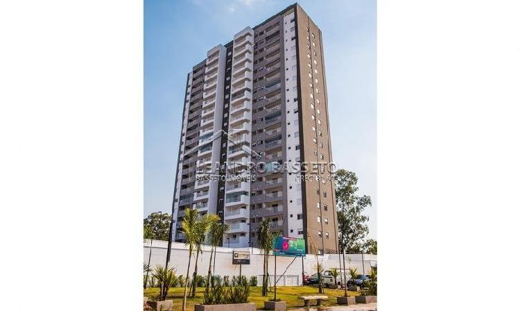 Apartamento de 74 m² com 3 dormitórios e 2 vagas de