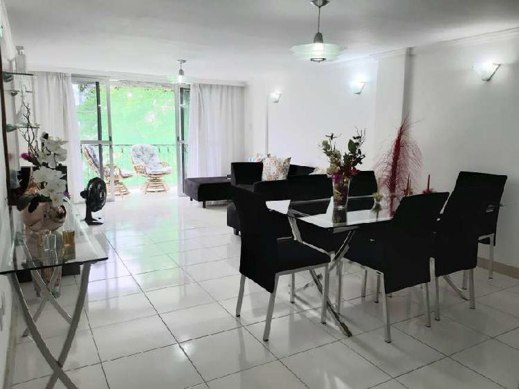 Apartamento em Casa Forte com 3 Quartos 1 Suite 2 Vagas de