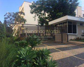 Apartamento mobiliado para locação no Edifício Harmonia