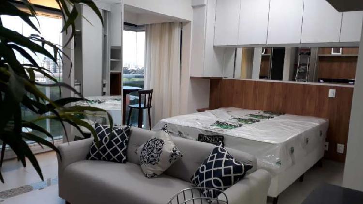 Apartamento para aluguel tem 40 metros quadrados com 1