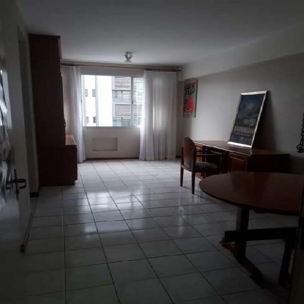 Apartamento para venda possui 46 metros quadrados com 1