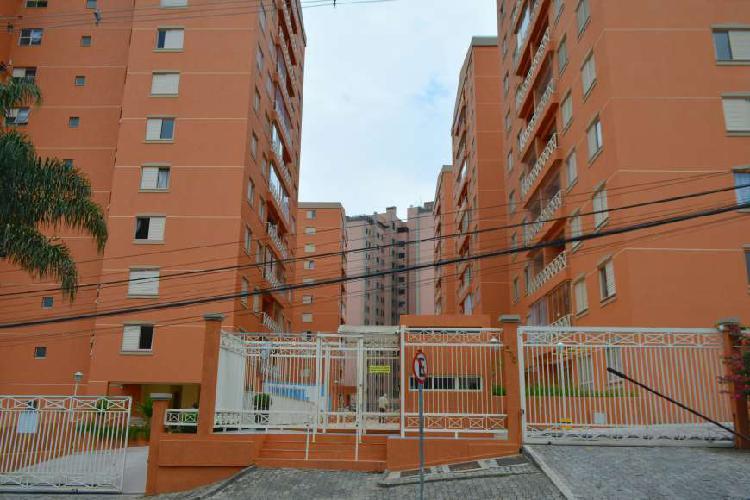 Apartamento para venda tem 75 metros quadrados com 3 quartos