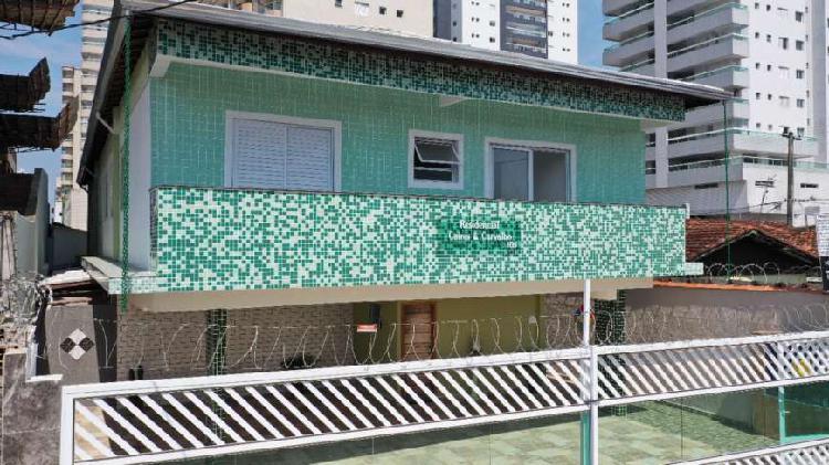 Casa de condomínio para venda com 55 metros quadrados com 2
