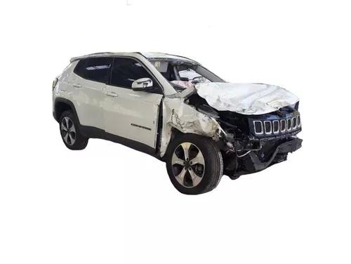 Câmbio Motor Airbag Peças Compass 16/18 4x4 Diesel #sucata