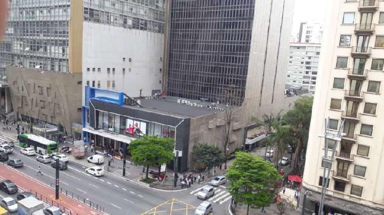 Conjunto comercial para venda na Av Paulista próximo do
