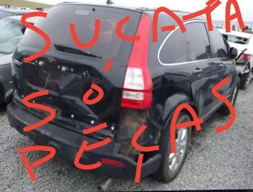 Honda Crv 4x4 Ano 2010 (sucata) Pra Retirar Peças Motor