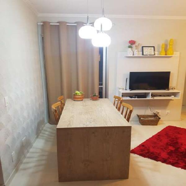 Lindo Apartamento para Locação com 2dts/1Vga em Jardim