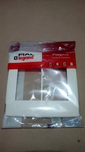Placa 618516 Pialplus 3+3 Posto 4x4 Nº02 (20 Peças)