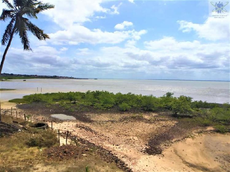 Terreno a venda vista mar exclusiva da baia de São José de