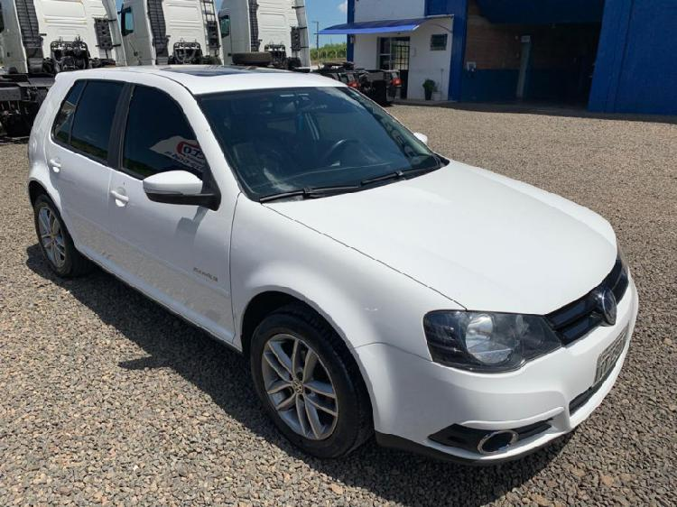 VW GOLF SPORTLINE LIMITED EDITION 1.6 ANO 2013