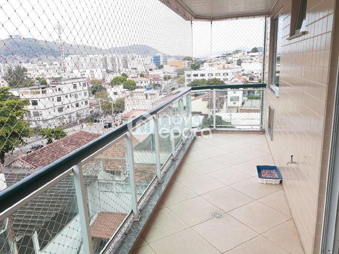 Vila da Penha, 2 quartos, 1 vaga, 70 m² Rua Gilberto