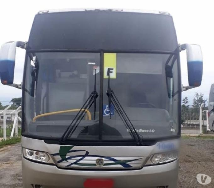 nibus Rod Busscar Vissta Buss 360 MB O500R 0808 - IBD 2885