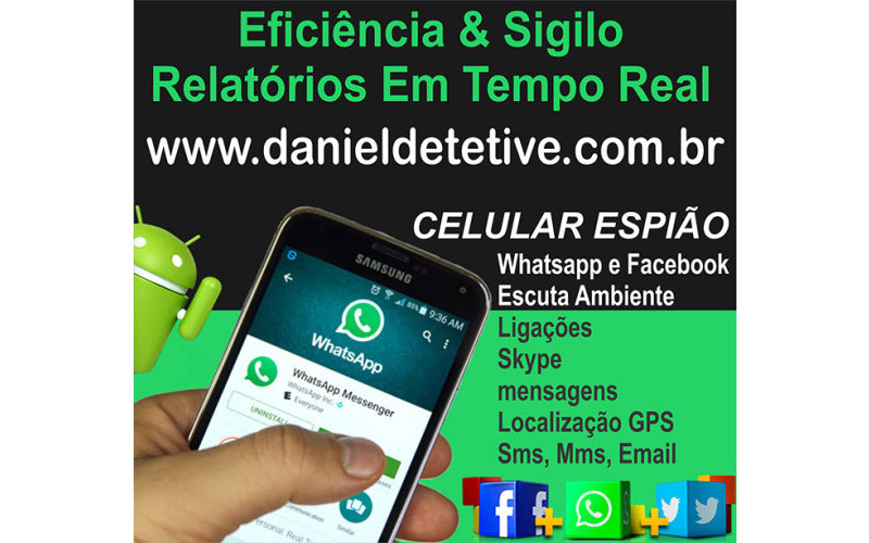 Detetive de Whatsapp Detetive Para Faceb
