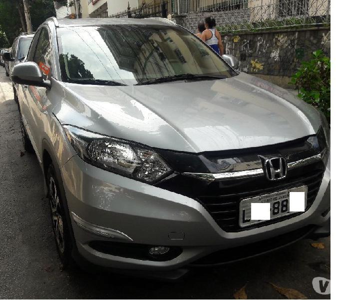 Honda HR-V - EX 2018 FLEX ÚNICO DONO APENAS 25.000KM
