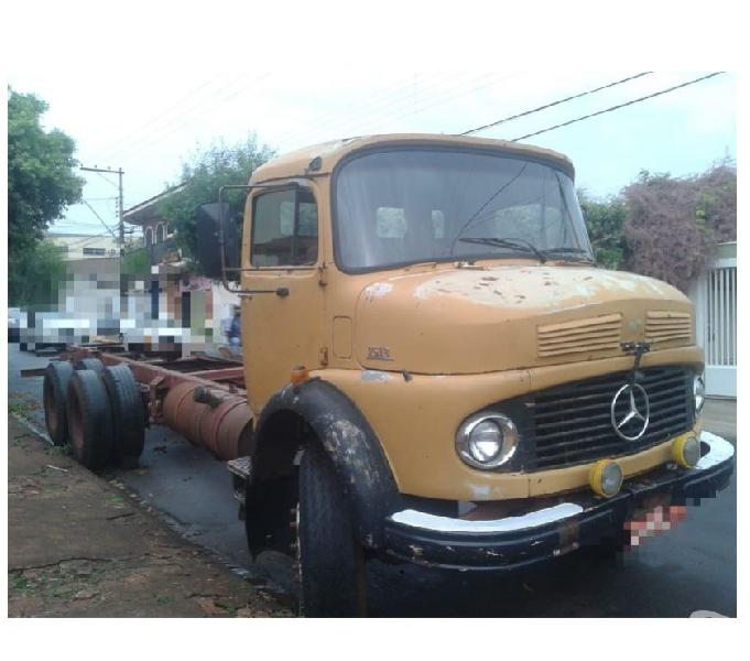 MB 1513 ANO 1974 TRUCK