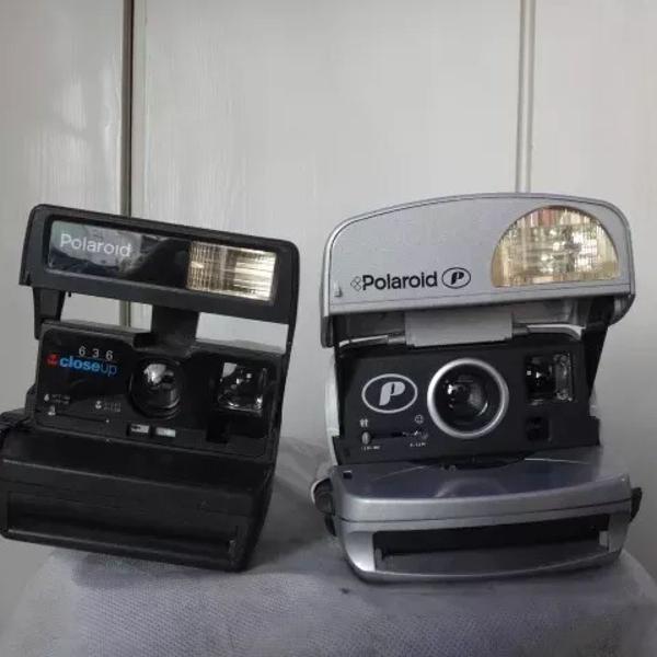 2 maquina fotográfica polaroid modelo 636 (close up)