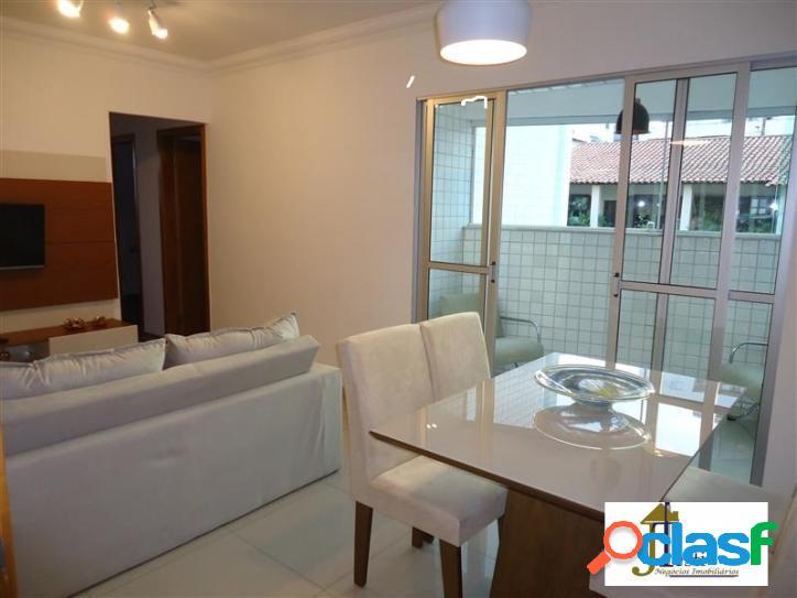 Apartamento 3 quartos, suíte, 2 vagas, padrão Castro -