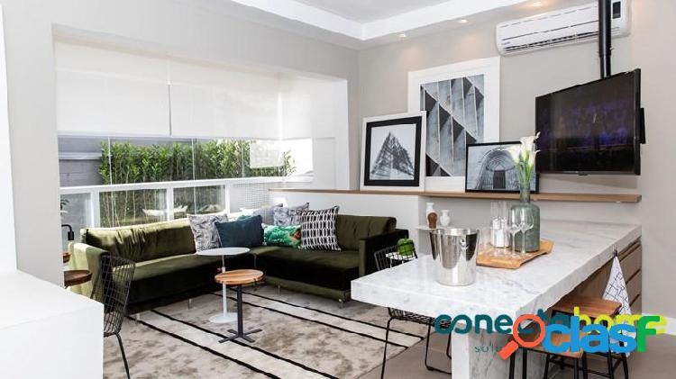 Apartamento Garden Brooklin - 108 m²