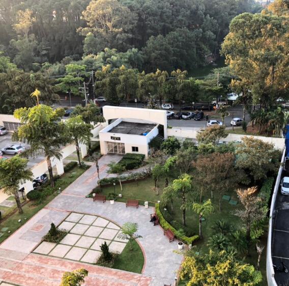 Apartamento Morumbi Sul Park,2 quartos lazer completo