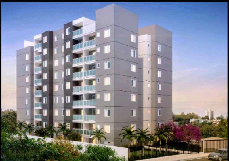 Apartamento de 56m com 2 dormitórios sendo 1 suíte com