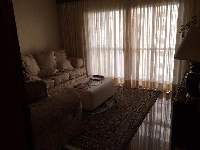 Apartamento para venda com 120m², com 3 quartos e 2 vagas
