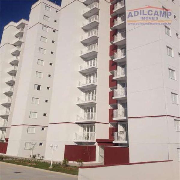 Apartamento para venda com 45 metros quadrados e 2 quartos