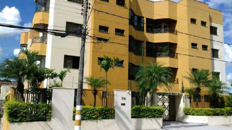 Apartamento para venda possui 120 metros quadrados com 3