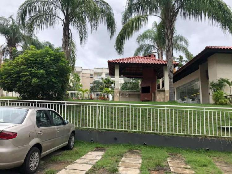 Apartamento térreo, 2 quartos, Campo Grande - RJ
