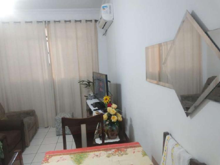 Apartamento térreo com 2 quartos no Bairro Encruzilhada -