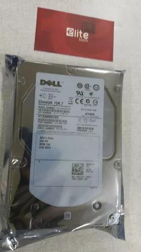 Hd Dell 300gb Sas 15k 6g3,5 0f617n St3300657ss 9fl066-150 Nf
