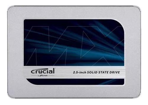 Hd Ssd 500gb Crucial Mx500 2,5 Sata3 560mb/s Novo Original