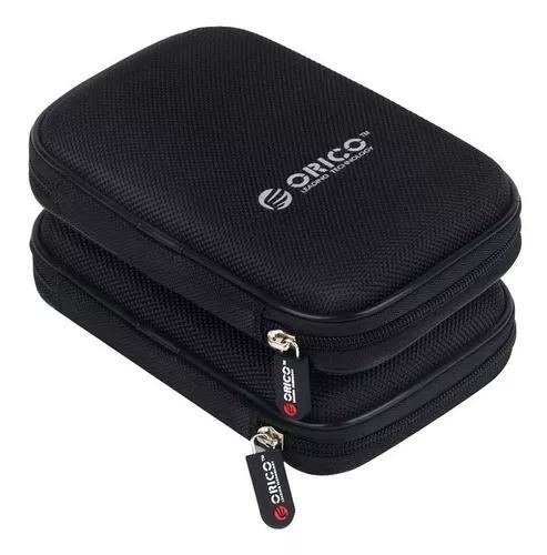 Kit 2 Capas Case Hd Externo 2.5 Rígida Seagate, Samsung, Wd