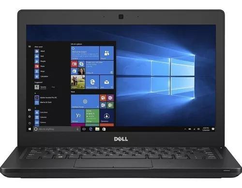 Notebook Dell Latitude 5280 I5-7300u M2 120gb 8gb Ddr4