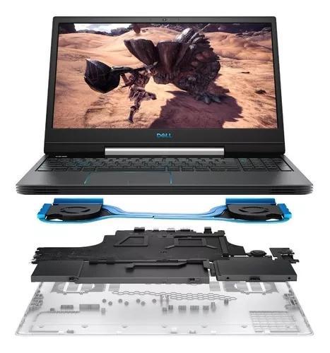 Notebook Gamer Dell G5-5590-a30b Ci7 16gb Hd+ssd Gtx 1660ti