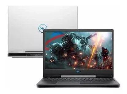 Notebook Gamer Dell G5-5590-m30b Ci7 16gb Ssd 256 Gtx 1660ti