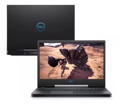 Notebook Gamer Dell G5-5590-m30p Ci7 8gb Ssd 256 Gtx 1660ti