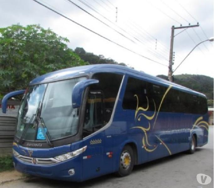 Onibus Marcopolo G-7 1050 Scania K-310 ano 2012