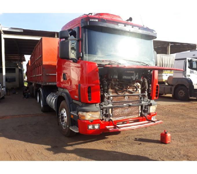 Scania R 420 2007 6x2 File