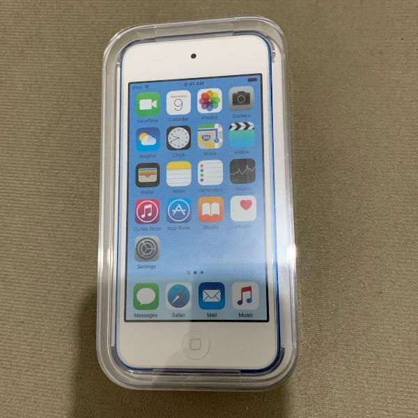 ipod touch 6 32gb novo