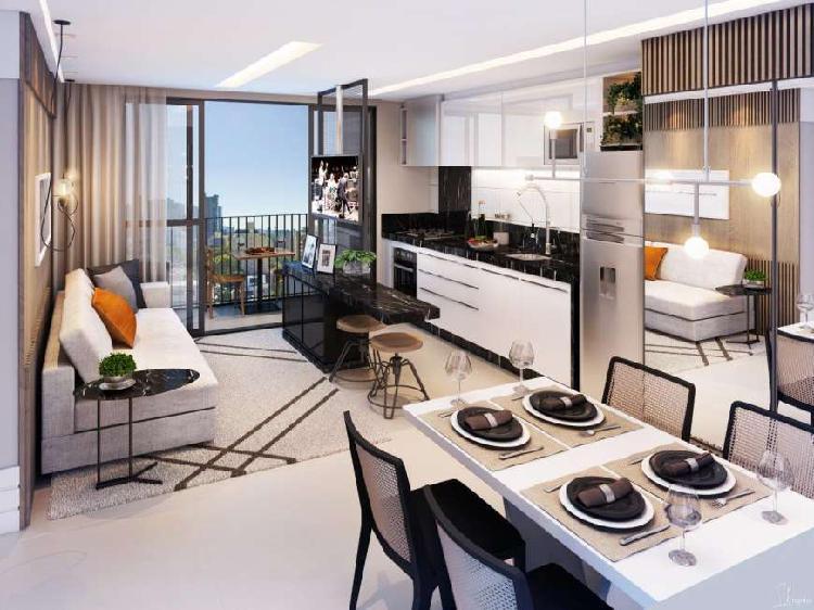 Apartamento 2 quartos no Alto da Glória (55m²) - Villa