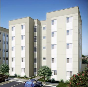 Apartamento com 44 metros quadrados e 2 quartos em Parque