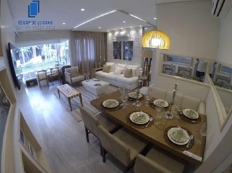 Apartamento para venda com 69 metros quadrados com 3 quartos