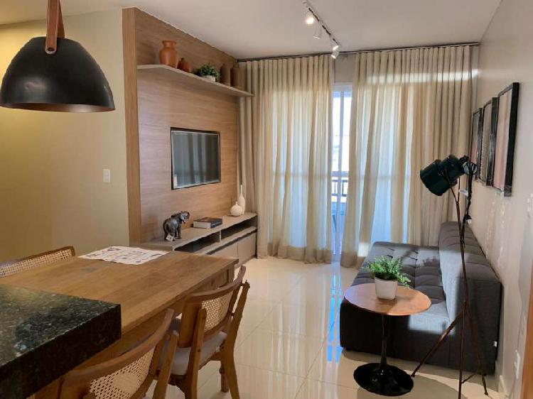 Apartamento 62 metros com 2 quartos 1 suíte Vila Rosa -