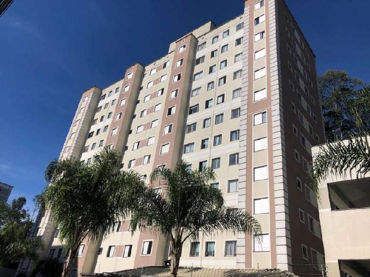 Apartamento com 2 dormitórios no Parque São Vicente Mauá