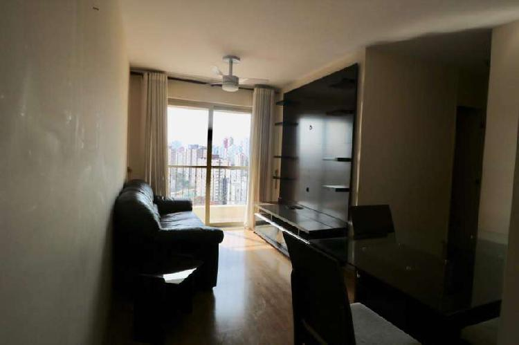 Apartamento para venda possui 62 metros quadrados com 3