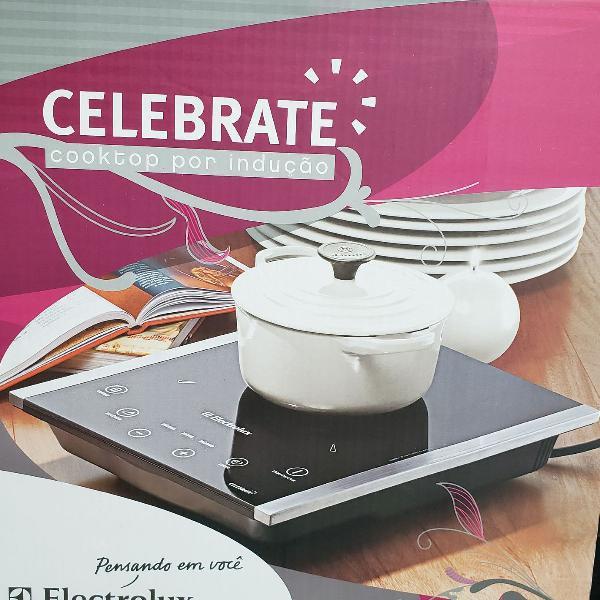 Cooktop por indução Celebrate Electrolux 127V
