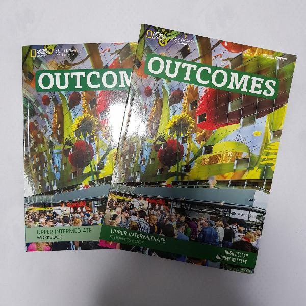 Livros de Inglês - Outcomes