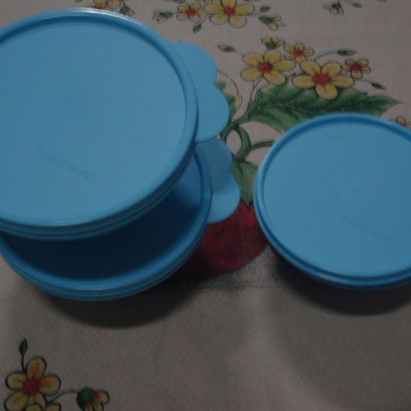 Tupperware Tigela Maravilhosa 750ml , 2 Pçs + 500ml , 1 Pç
