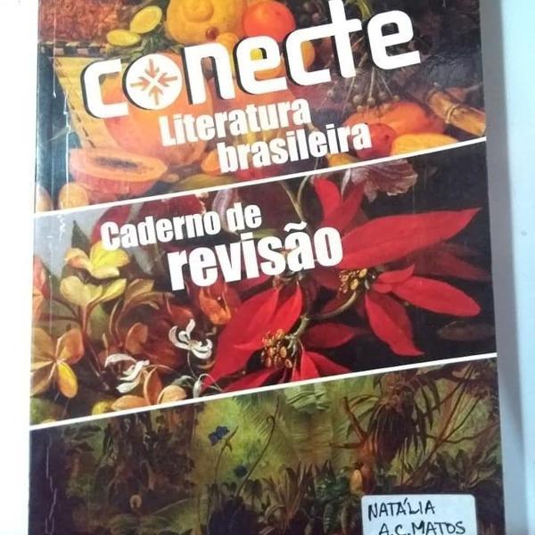 conecte literatura caderno de revisão